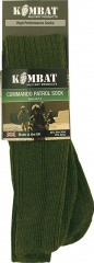 British Made High Wool Military Patrol Socks