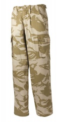 British Army Surplus Desert Trousers, Pants