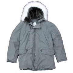Genuine Issue US Air Force N3B Arctic Parka