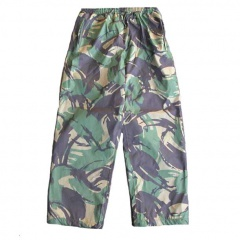 British Army Camo Pattern Waterproof Breathable Overtrousers