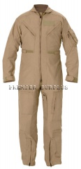 USAF Genuine Issue Desert Tan Nomex Flight Flying Suit  CWU-27P