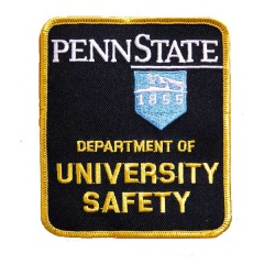 Penn State University Patch Badge
