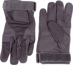 Special Ops Lightweight Black Gloves