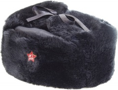 Russian Army DDR Style Cold Weather Hat