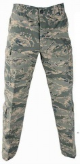 USAF ABU Airforce Tigerstripe Camouflage Trousers Pants