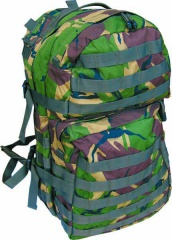 British Army DPM Camouflage Medium Molle 40 Litre Assault Pack Rucksack
