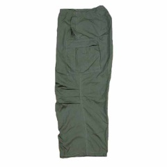 US Army Surplus 1951 Arctic Windproof  Parachute Trousers