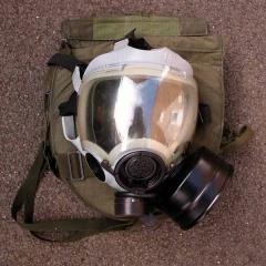 US Army Surplus MCU-2AP Chemical Biological Gas Mask