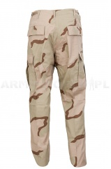 Genuine US Army Surplus Tricolour M65 DCU Camo Trousers Pants New or Unissued