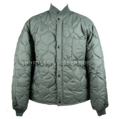 US Airforce Cold Weather Flight Jacket Liner from Premier Surplus ...