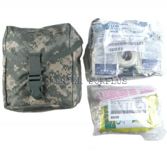 US Army Surplus ACU IFAK Large First Aid Kit