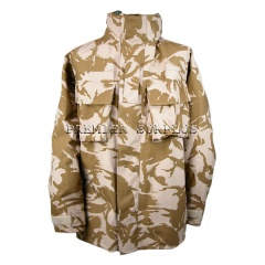 British Army Surplus Desert Gortex Waterproof Jacket