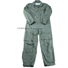 German Airforce Sage Green Nomex Flight Flying Suit