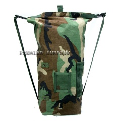 US Army Surplus Woodland BDU Camo MOPP Stuff Sack