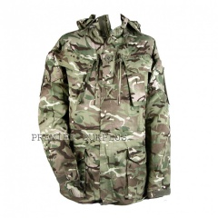 British Army Surplus Multicam MTP Combat Windproof Smock Jacket, NEW