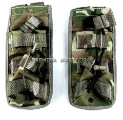 British Army Osprey MK 4 MTP Set of 2 Bungee Ammo Pouch NEW