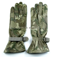 British Army MTP Waterproof Leather Gloves, NEW