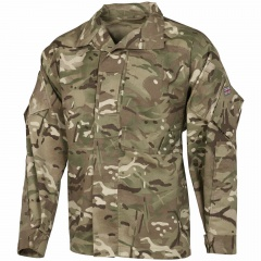 Genuine British Army MTP Multicam PCS Shirt Jacket, NEW