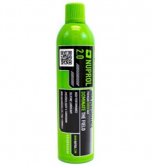 Nuprol 2.0 Premium High Performance Green Gas