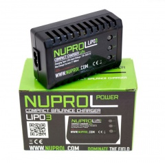 Nuprol LiPo Battery Charger NEW