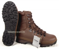 Altberg Defender High Liability Combat Boots, NEW
